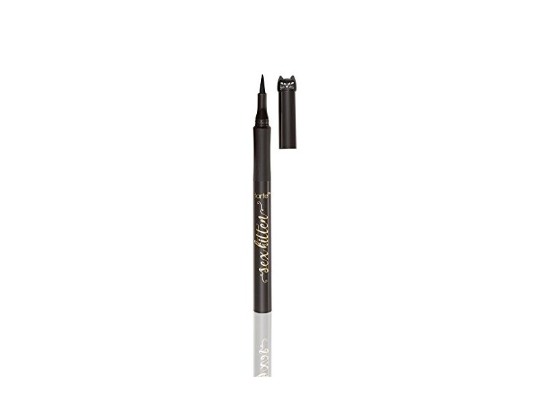 TARTE Sex Kitten Liquid Liner Eyeliner, Black, 0.047 oz