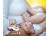 Badger Organic Nursing Balm - Sunflower & Coconut - 0.75oz - Image 6