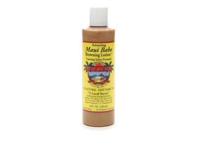 Maui Babe Browning Lotion, Tanning Salon Formula, 8 fl oz