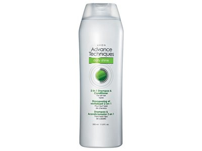 Advance Techniques Daily Shine 2-in-1 Shampoo & Conditioner