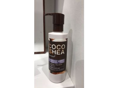 Bath and Body Works CocoShea Coconut Seriously Soft Lotion, 7.8 fl oz - Image 3