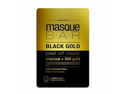 Masque Bar Black Gold Peel Off Mask