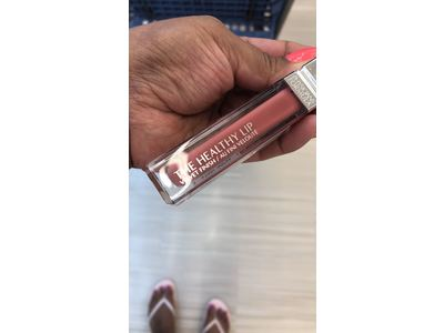 Physicians Formula The Healthy Lip Velvet Liquid Lipstick, Coral Minerals, 0.24 Fl oz / 7 ml - Image 4