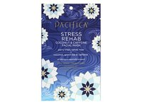 Pacifica Beauty Stress Rehab Coconut & Caffeine Facial Mask, 0.67 Ounce - Image 2