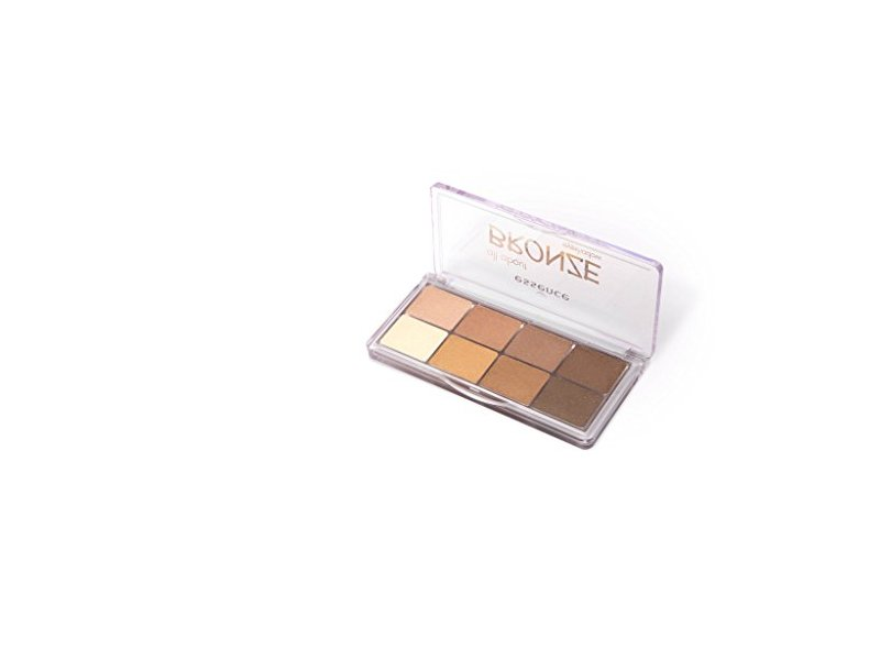 essence All About Bronze Eyeshadow, 01 Bronze