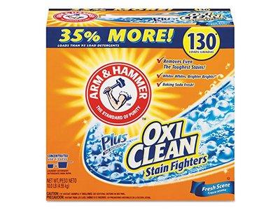 Arm & Hammer Plus Oxiclean Powder Detergent, Fresh, 9.92 lb