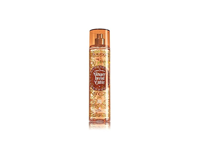 Bath Body Works Ginger Bread Latte Fragrance Mist, 8 Ounce