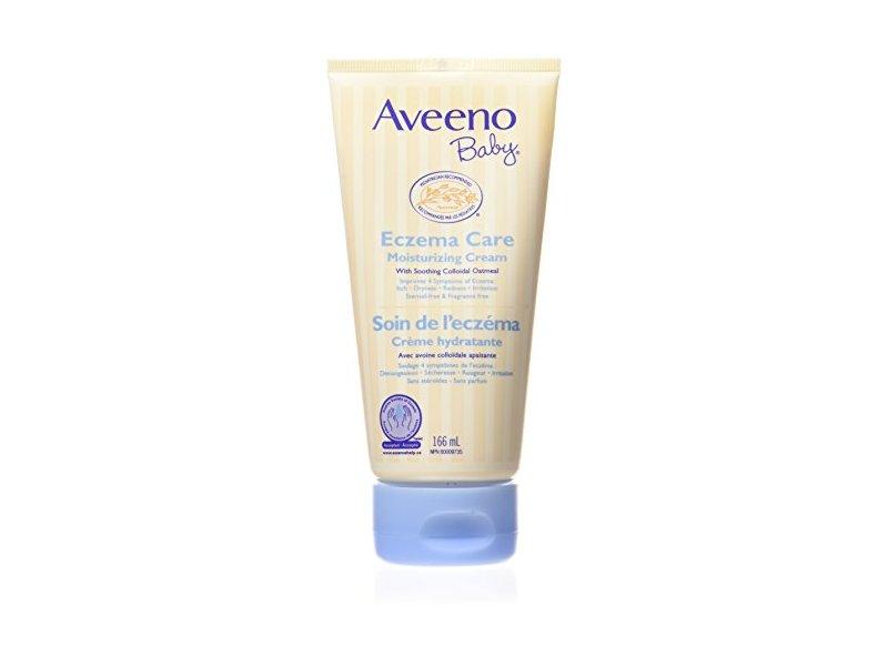 Aveeno Baby Eczema Care Moisturizing Cream, 166 mL