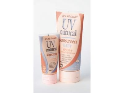 UV Natural Baby SPF 30+ Sunscreen, UV Natural International Pty Ltd - Image 1