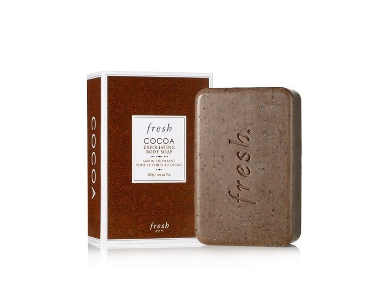 Fresh Cocoa Exfoliating Soap