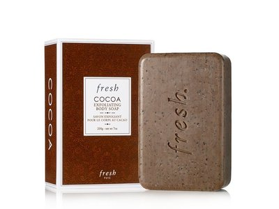 Fresh Cocoa Exfoliating Soap - Image 1