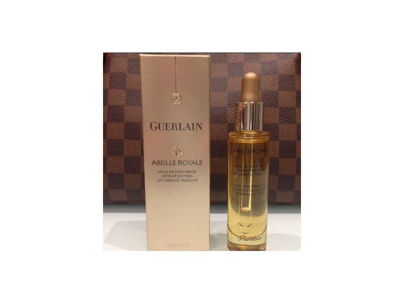 Guerlain Paris Abeille Royale Huile de Soin Visage, 5 mL