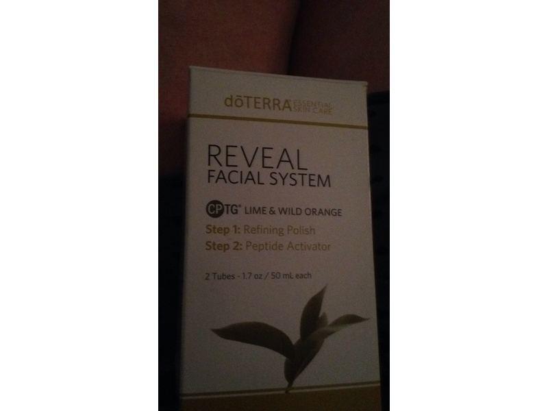 doTERRA Reveal Facial System