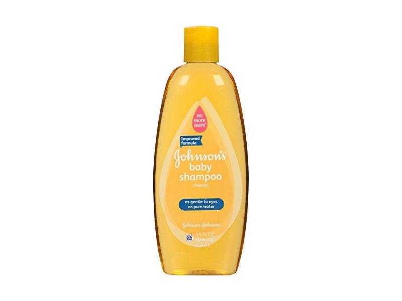 Johnson's Baby Shampoo, 15 Ounce