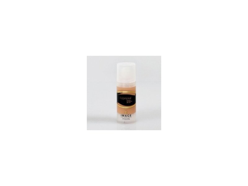 Image Skincare Conceal SPF 30 Flawless Foundation, Suede 4, 0.7 Ounce
