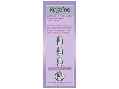 Rogaine for Women Hair Regrowth Treatment, 2 Ounce, 3 Count - Image 6