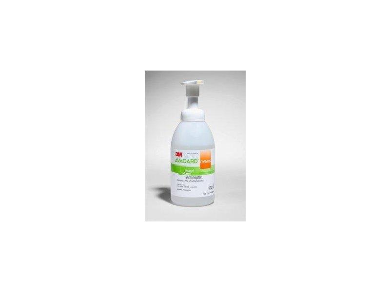 3M Avagard Foaming Instant Hand Antiseptic, 1.6 ml/50 mL