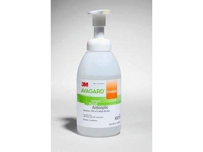 3m Avagard Foaming Hand Antiseptic - Image 1