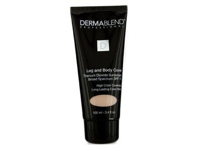 Dermablend Leg and Body Cover, SPF 15, Light - Image 3