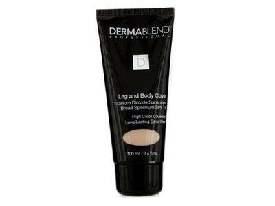 Dermablend Leg and Body Cover, SPF 15, Light