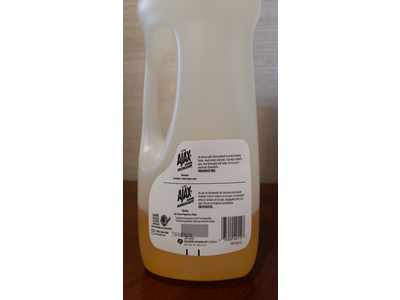 Ajax Dishwashing Liquid, Super Degreaser, Lemon, 90 fl oz - Image 4