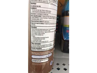 Equate Tanning Dry Oil Sunscreen Spray, SPF 10, 6 Fl Oz - Image 6