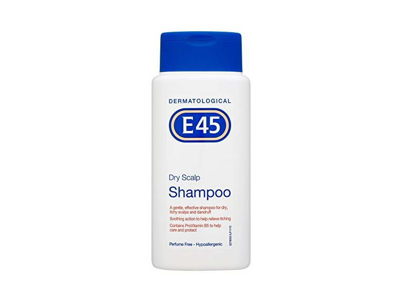 E45 Dermatological Dry Scalp Shampoo, 200ml