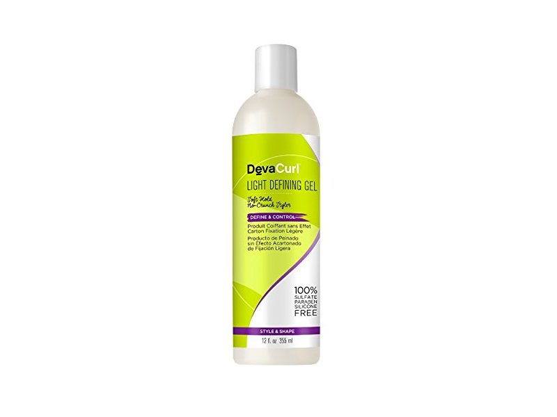 DevaCurl Light Defining Gel, 3 Fluid Ounce