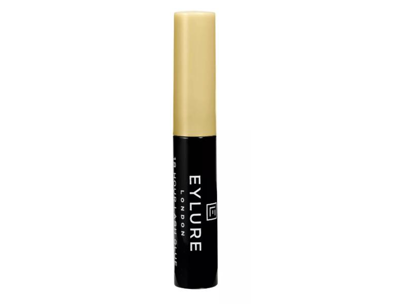 Eylure London 18 Hour Lash Glue, Black Finish, 0.15 fl oz / 4.5 ml