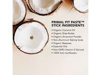 Primal Pit Paste All-Natural Deodorant Chai Deodorant Stick - Image 5