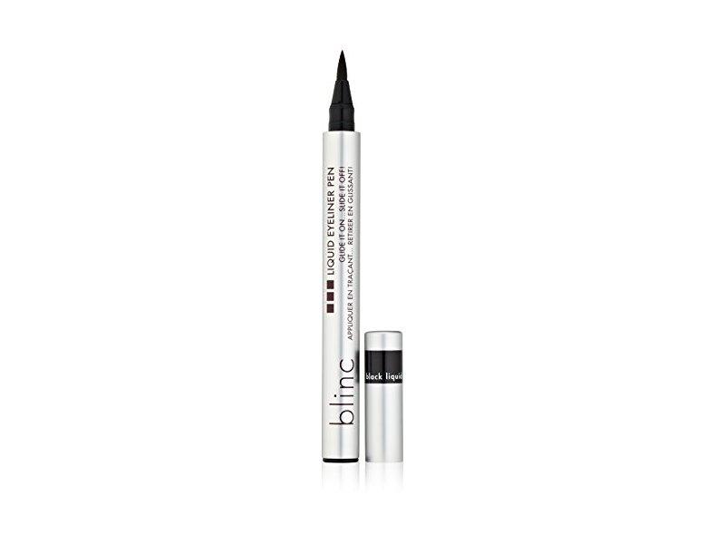 blinc Liquid Eyeliner Pen, Soft Black Sheen, 0.025 oz