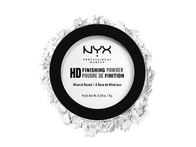 NYX HD Finishing Powder, Translucent, 0.28 oz - Image 3