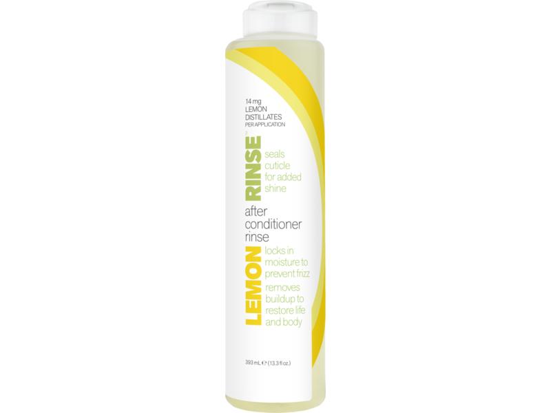 Lifelab Lemon After Conditioner Rinse, 13.3 fl oz