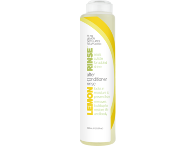 Lifelab Lemon After Conditioner Rinse, 13.3 fl oz