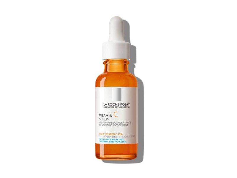 La Roche-Posay Pure Vitamin C Face Serum with Salicylic Acid