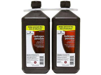Member's Mark Hydrogen Peroxide, 32 fl oz - Image 1