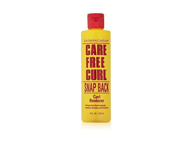 SoftSheen-Carson Care Free Curl Snap Back Curl Restorer, 8 fl oz