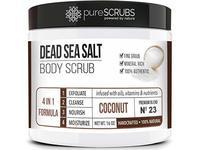 PureSCRUBS Premium Organic Body Scrub Set, 16 oz - Image 2
