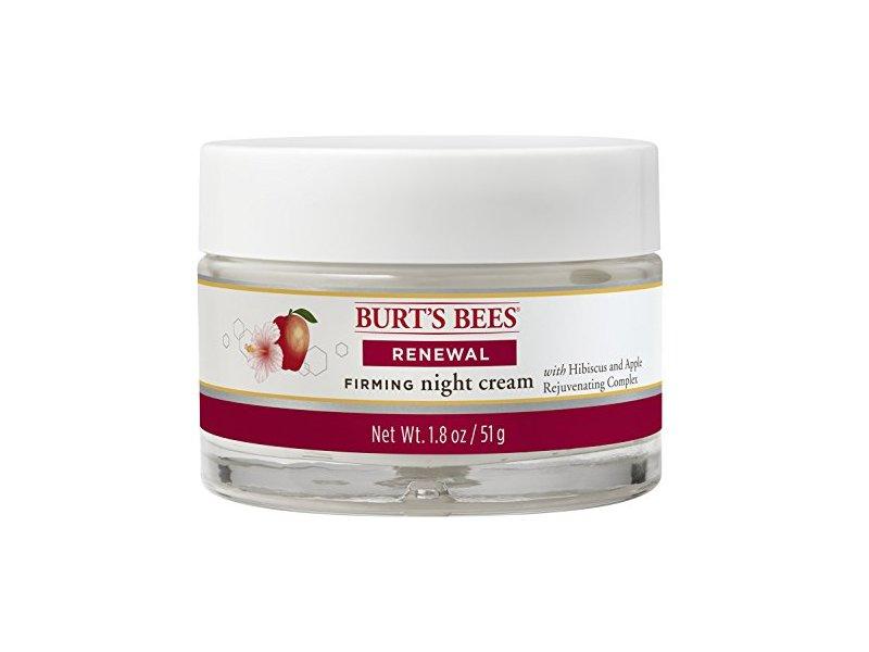 Burt's Bees Renewal Night Cream, 1.8 Ounce