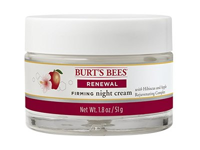 Burt's Bees Renewal Night Cream, 1.8 Ounce