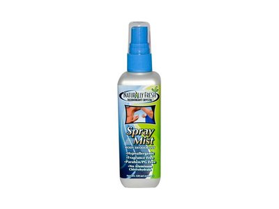 Naturally Fresh Crystal Deodorant Spray, 4 fl oz
