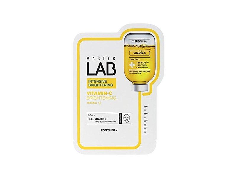 TONYMOLY Master Lab Vitamin C Mask, 1 count