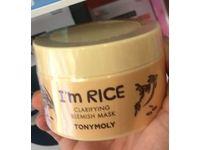 Tonymoly I'm Rice Clarifying Blemish Mask, 3.3 oz/100 mL - Image 3