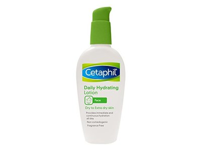 Cetaphil Daily Hydrating Lotion with Hyaluronic Acid, 3.0 Fluid Ounce - Image 1