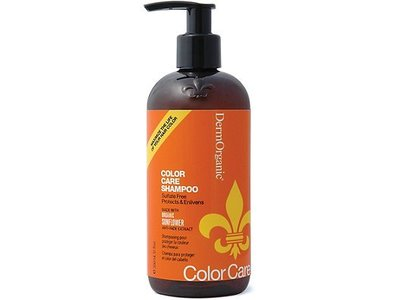 DermOrganic Color Care Shampoo, 12 oz