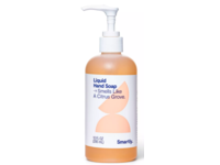 Smartly Liquid Hand Soap, Smells Like A Citrus Grove, 10 fl oz/295 mL - Image 2