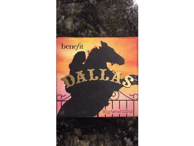 Benefit Cosmetics Bronzer, Dallas, 90 g - Image 3