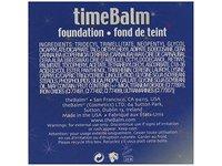 theBalm TimeBalm Foundation, Lighter Than Light, 0.75 oz - Image 8