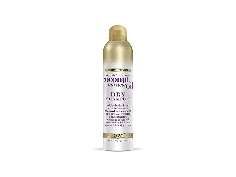 OGX Coconut Miracle Oil Dry Shampoo, 5 oz