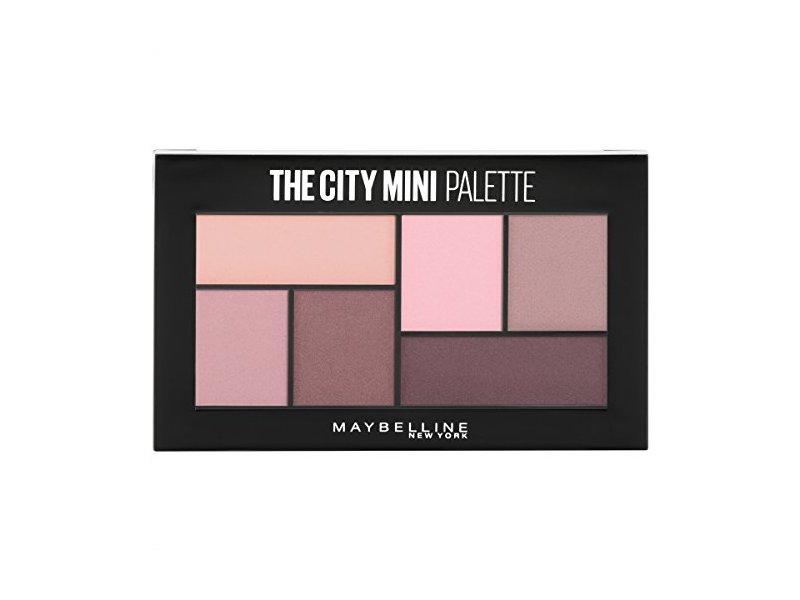 Maybelline The City Mini Eyeshadow Palette Makeup, Skyscape Dusk, 0.14 oz.